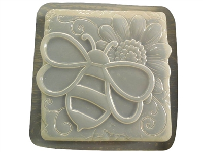 Bumble Bee concrete plaster mold 1305