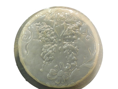 Butterfly concrete stepping stone mold 1311