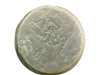 Frog Lily dragonfly concrete plaster mold 1318