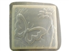 Butterfly concrete stepping stone mold 1324