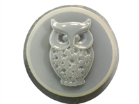 Owl Concrete Stepping Stone Mold 1334