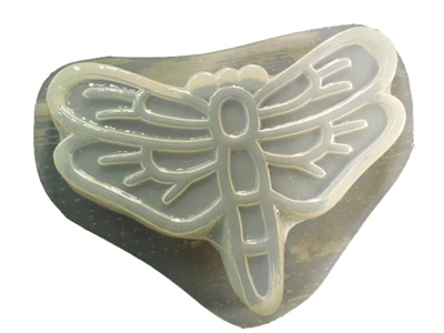 Dragonfly concrete stepping stone mold 1336