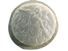 Fairy concrete stepping stone mold 1339