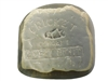 Cricket concrete stepping stone mold 1344