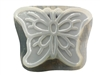 Butterfly concrete stepping stone mold 1345