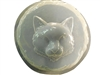 Cat Concrete Stepping Stone Mold 1347
