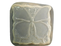 Butterfly concrete stepping stone mold 1348