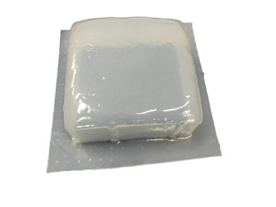 10 inch Plain Square Stepping Stone Plaster or Concrete Mold 2035 Moldcreations