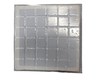 Cobble square concrete mold 2022