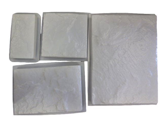 Slate Flagstone Mold Set 2024