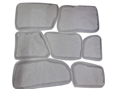 Flagstone Concrete Stepping Stone Mold 2026