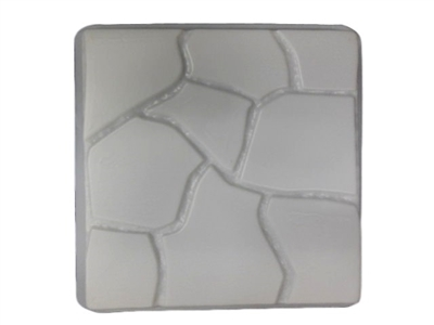 Flagstone Design Concrete Stepping Stone Mold 2029