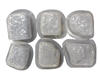 Rock Concrete Stepping Stone Mold Set 2031