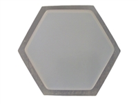 Hexagon Concrete Stepping Stone Mold 2033