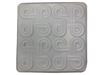 16in Celtic Concrete Stepping Stone Mold 2039