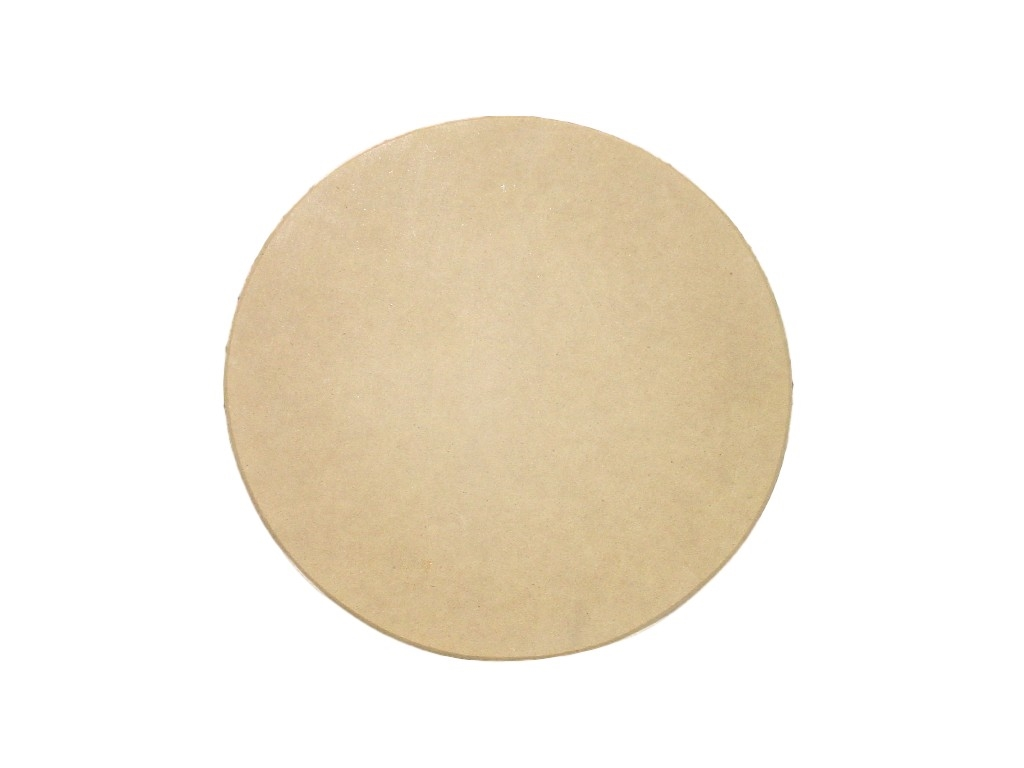 12 Inch Round Plain Concrete Stepping Stone Mold 2043
