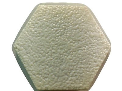 Pebble Hexagon Concrete Mold 2051