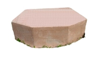Retaining Wall Block Concrete Mold 3002