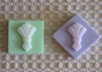 Floral Soap Mold Set 4504