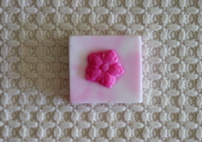 Flower Soap Mold 4508