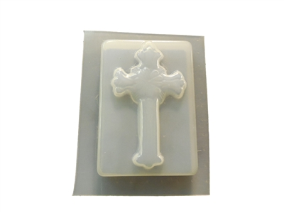 Cross Soap Mold 4514