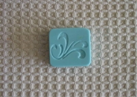 Floral Design Soap Mold 4524