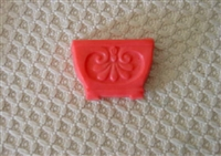 Flower Pot Shaped Soap Mold 4529