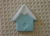 Birdhouse Soap Mold 4537