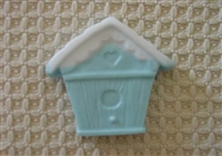 Birdhouse Soap Mold 4538
