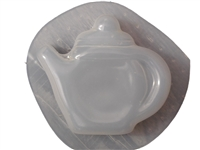 Teapot Soap Mold 4539