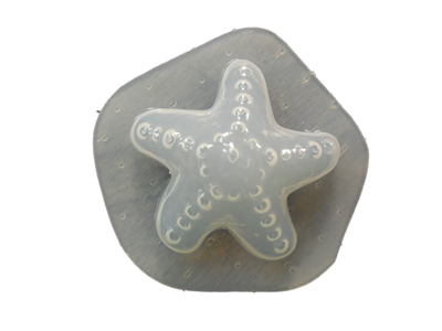 Starfish Soap Mold 4547