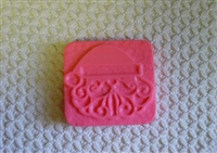 Santa Claus Soap Mold 4564