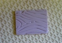 Animal Print Bar Soap Mold 4566