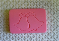 Christmas Bells Soap Mold 4572