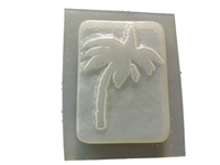 Palm Tree Soap Mold 4576