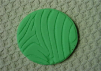 Animal Print Bar Soap Mold 4586