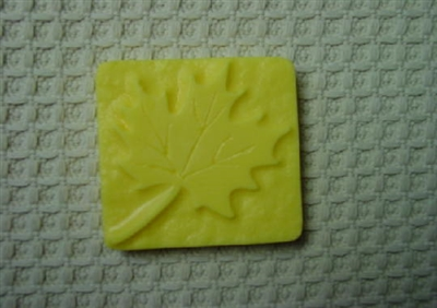 Maple Leaf Soap Mold 4593