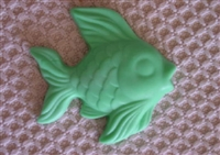 Fish Soap Mold 4610