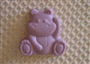Hippo Soap Mold 4619