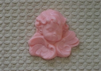 Angel Soap Mold 4621