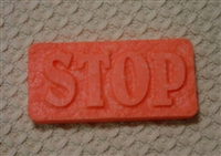 Stop Soap Mold 4636