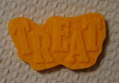 Treat Soap Mold 4639