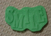 Smile Soap Mold 4640