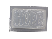 Hope Soap Mold 4657
