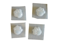 Mini Dog Cat Paw Print Mold Set 4662