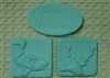 Hunting Soap Mold Set 4679