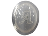 Monogram Letter A Soap Mold 4683