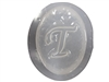 T Monogram Letter Soap Mold 4702