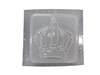 Crown soap mold 4714