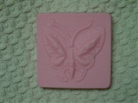 Butterfly soap or plaster mold 4718